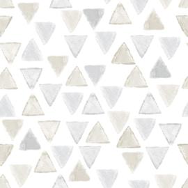 27170 driehoek creme beige