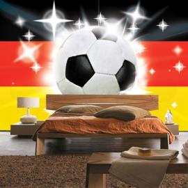 Fotobehang poster 1036 kinderkamer sport voetbal duitsland
