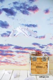 Eijffinger Sunset Sky 364165 wolken lucht
