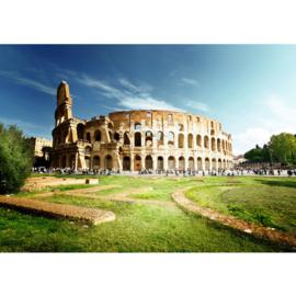 Fotobehang poster 0249 italie rome colosseum