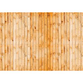 Fotobehang poster 1806 hout planken bruin