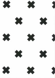 67104-6 zwart wit kruis x
