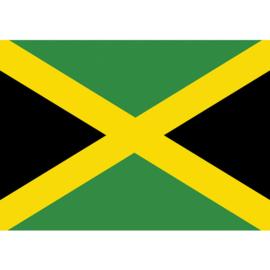 Fotobehang 1557 vlag jamaica caribisch gebied