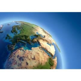 Fotobehang poster 0230 werled aarde planeet werledbol