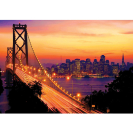 Fotobehang 1009 USA San Fransisco  golden gate bridge brug