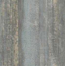 Walter WA 2206 streep strepen paars blauw goud ( met gratis lijm )
