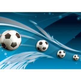 Fotobehang poster 0981 kinderkamer sport voetbal