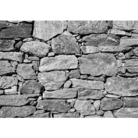 Fotobehang 0004 stenen 400 x 280