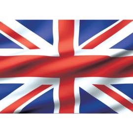 Fotobehang 1790 vlag van engeland verenigd koninkrijk union jack union flag