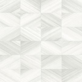 Dutch Trilogy FD25378 blokjes streepjes wit