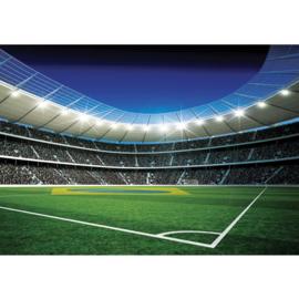 Fotobehang poster 0309 sport voetbal stadion brazilie