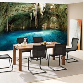 Fotobehang poster 2228 grotten ondergronds water