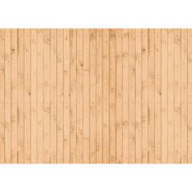 Fotobehang poster 2093 hout planken beige