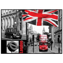 Fotobehang poster 0286 engeland londen verenigd koninkrijk