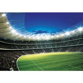 Fotobehang poster 0939 voetbal kinderkamer sport stadion