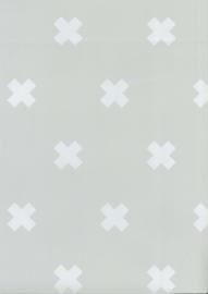 67104-1 kruis grijs wit x