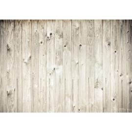 Fotobehang poster 0091 hout planken grijs