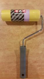 Behang aandruk roller