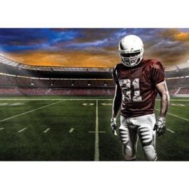 Fotobehang american football 1195