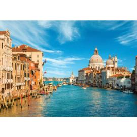 Fotobehang poster 0444 italie venetie grachten