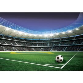 Fotobehang poster 1970 kinderkamer voetbal sport stadion brazilie