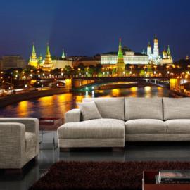 Fotobehang 1804 Rusland Moskou skyline