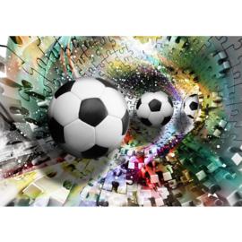 Fotobehang poster 0978 kinderkamer sport voetbal