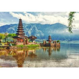Fotobehang  poster 0248 indonesie bali tempel