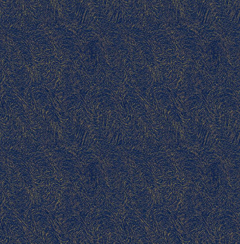 Walter WA2704 grafisch goud blauw ( met gratis lijm )