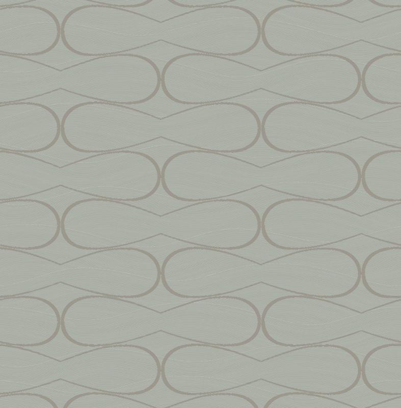 Walter WA 2504 grafisch patroon grijs zilver ( met gratis lijm )