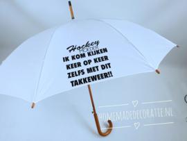 paraplu Hockey