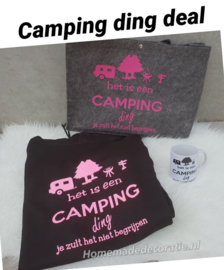 Camping  ding deal