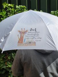 paraplu juf