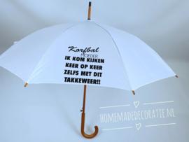 paraplu Korfbal