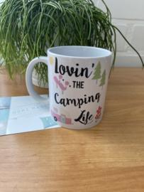 Camping beker lovin