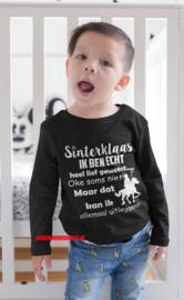 Sinterklaas lief geweest  meisjes/ jongens