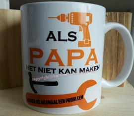 BEKER ALS papa/opa probleem