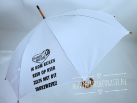 paraplu paard
