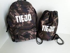 Back to school  deal camo