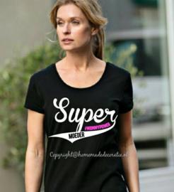 Supermoeder #mommypower