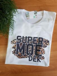 SuperMOEder tshirt tiger