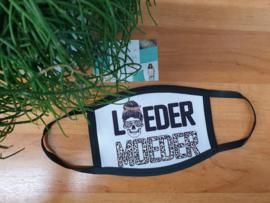 Mondkapje Loedermoeder