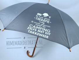 paraplu camping