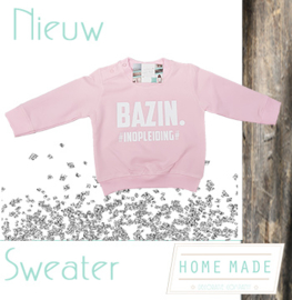 Sweater baas/bazin/bazinnetje