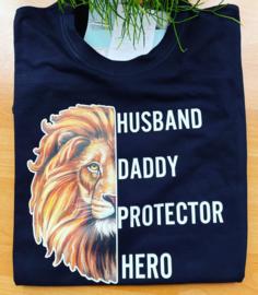 Tshirt Hero daddy