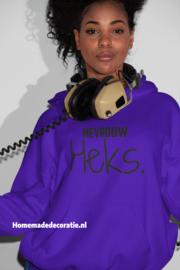 Mevrouw heks  hoodie