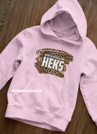 Mevrouw  heks hoodie tijger