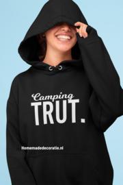 Camping trut  hoodie