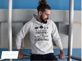 Camping hoody tent  dames/heren