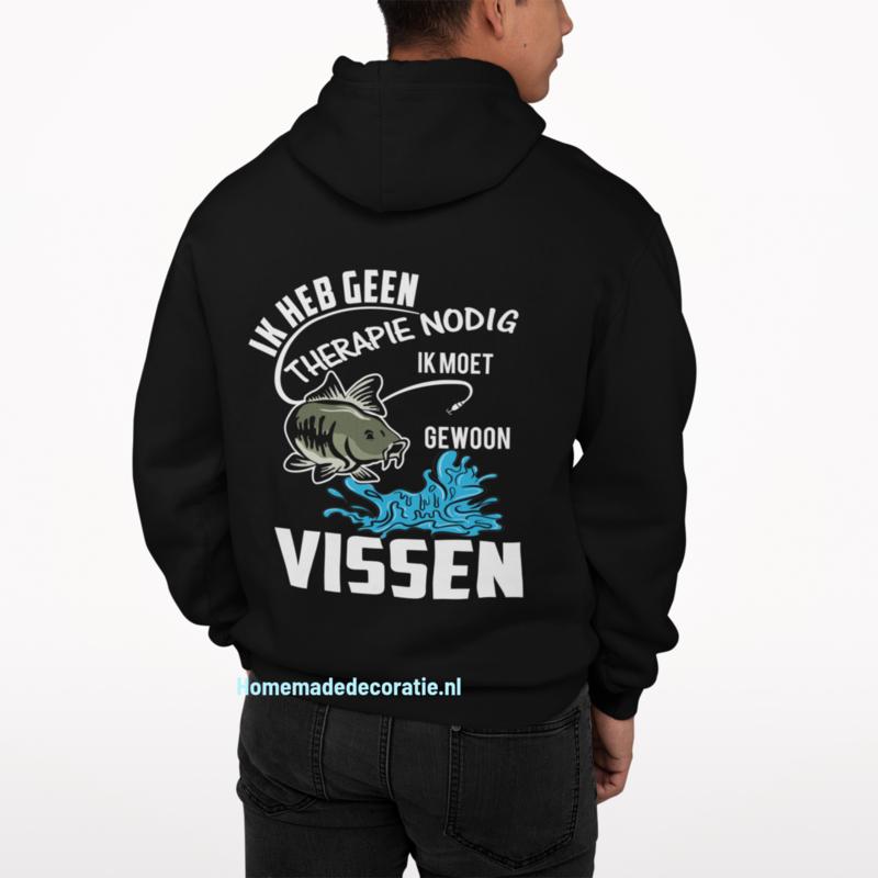 Karper hoodie vissen full color